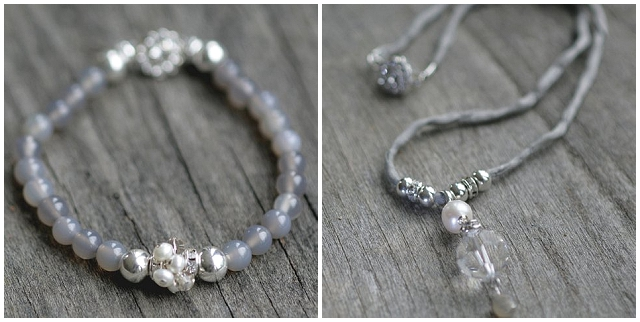 Glamorous Vintage / Modern Wedding Jewellery & Accessories