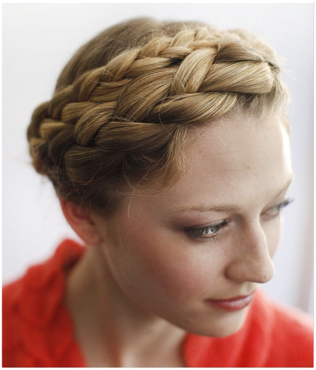 How to halo braids