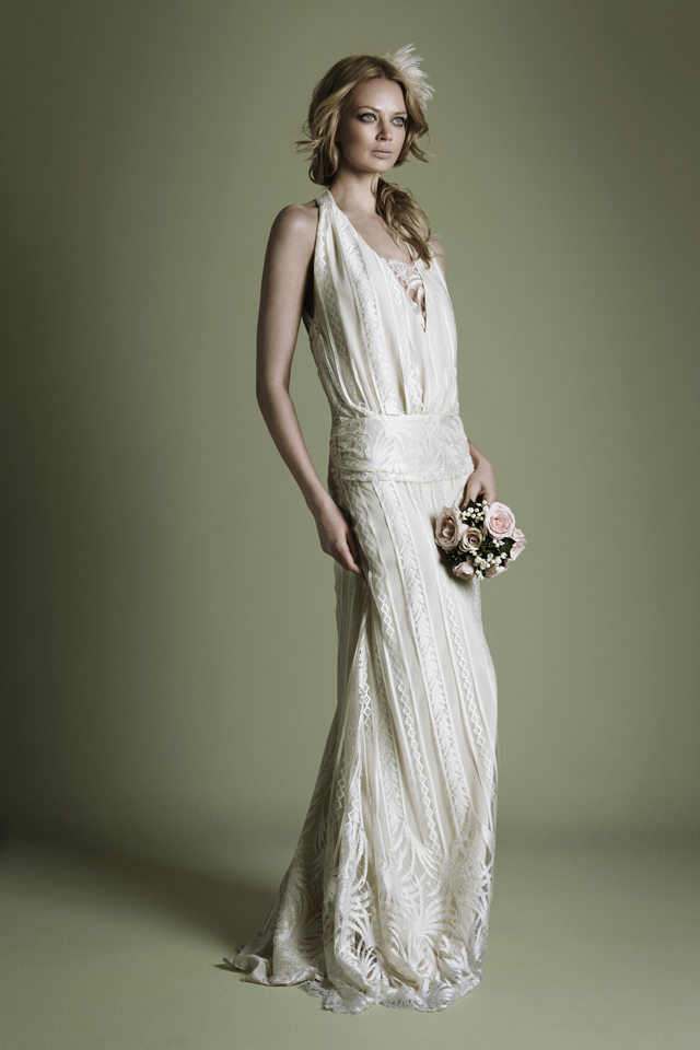 Original and vintage inspired wedding dresses