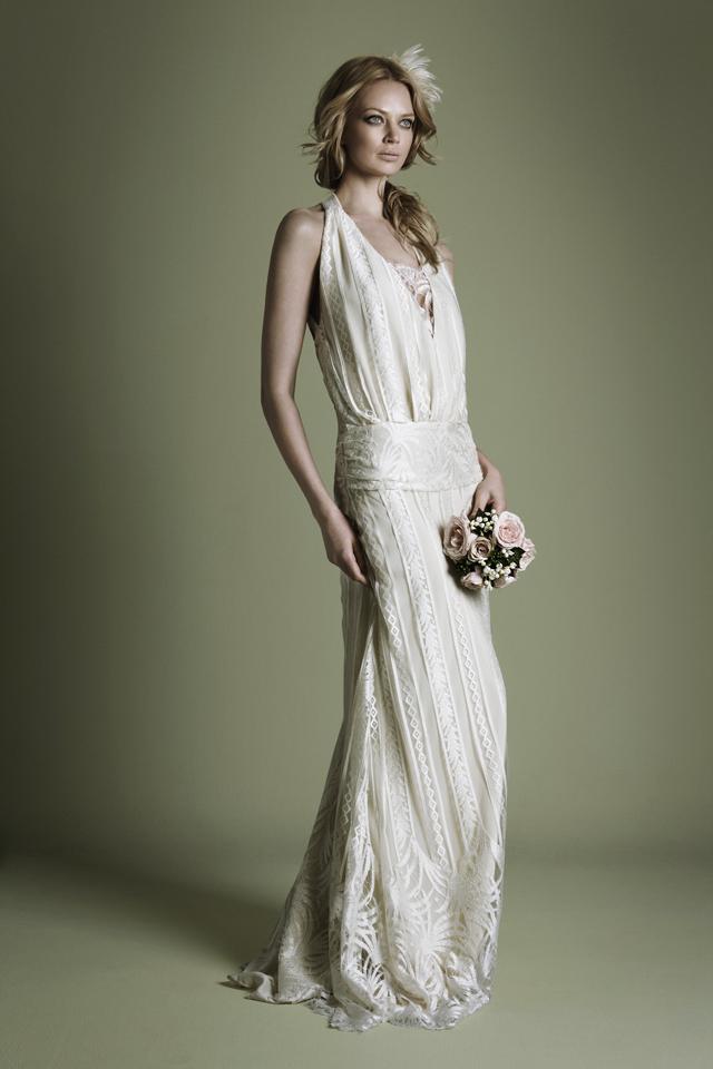 Original and vintage inspired wedding dresses