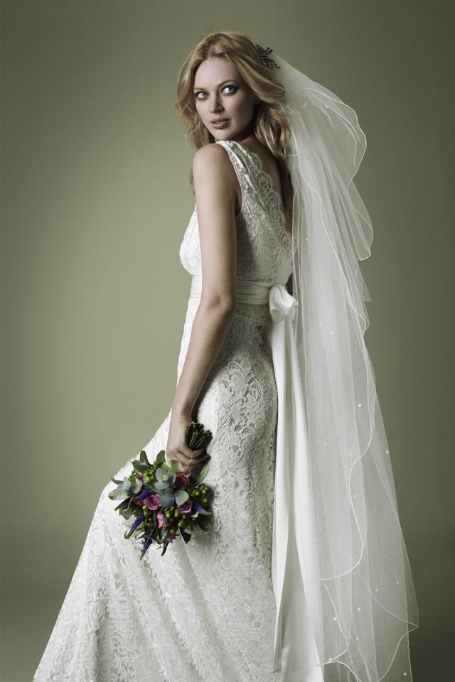 The Vintage Wedding Dress Company 30s