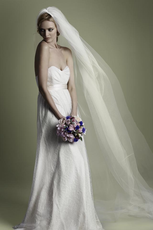 The Vintage Wedding Dress Company 50s