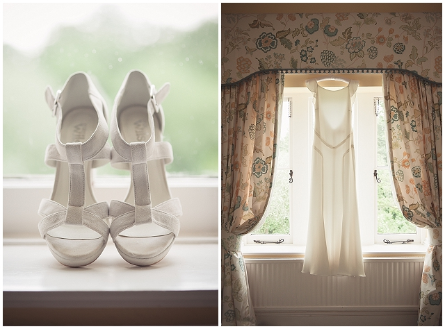 Eclectic: understated vintage | real wedding