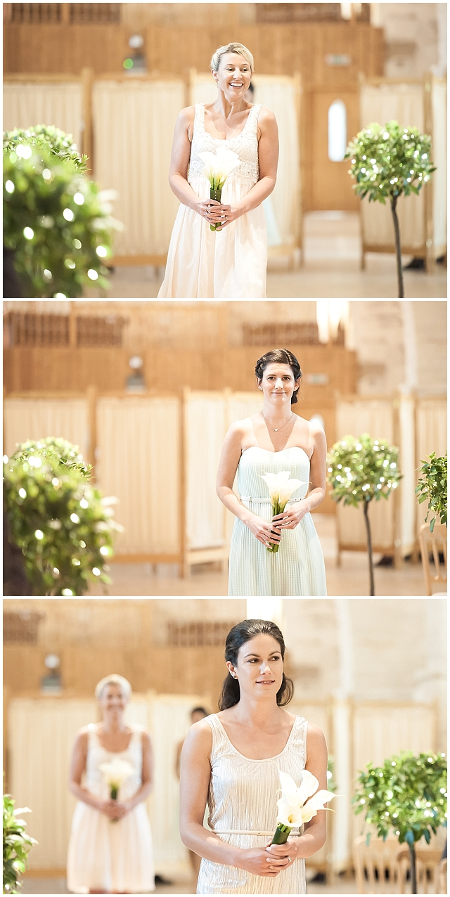 An eclectic & understated boho vintage real wedding