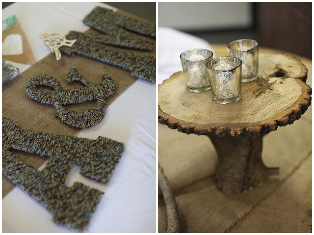 How To Create: Rustic   Shabby Chic Wedding Decor