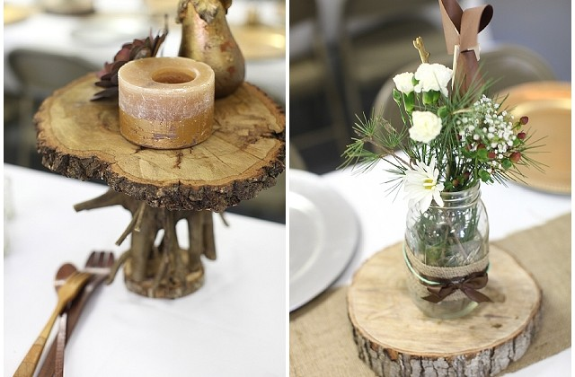 How To Create Rustic Shabby Chic Wedding Decor Posted By Sonia On .