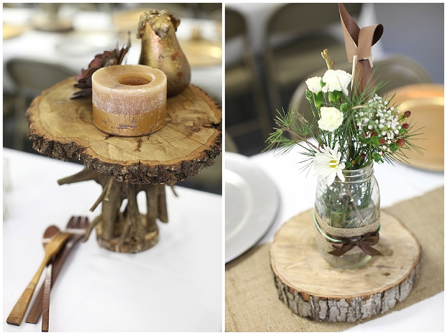 How To Create: Rustic | Shabby Chic Wedding Decor