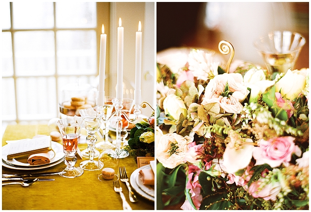 Paris In The Country: A Styled Wedding Inspiration
