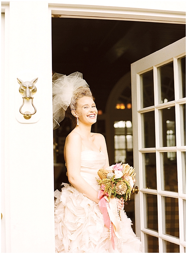 Paris in the country inspired... Bridal Shoot