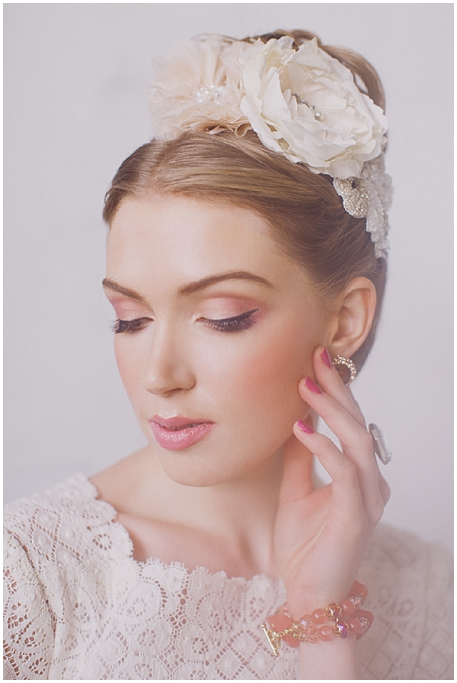 A Touch of Bridal Sparkle by Teeki...