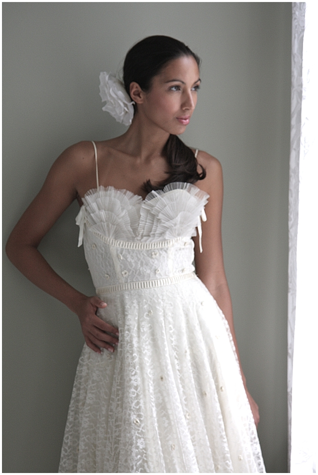 The Vintage Wedding Dress Company, original wedding dress collection...