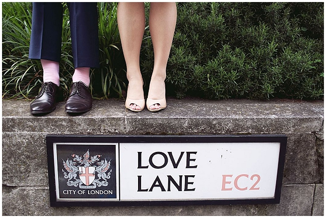 London Engagement SHoot Ideas