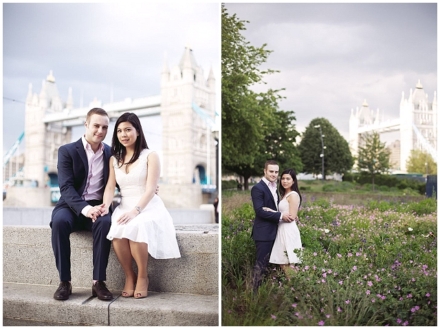 Very London | Engagement Shoot