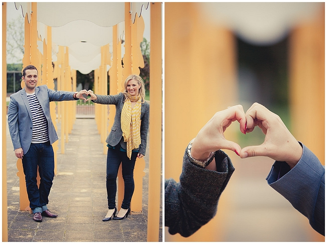 Battersea Engagement Shoot ~ London Love Shoot