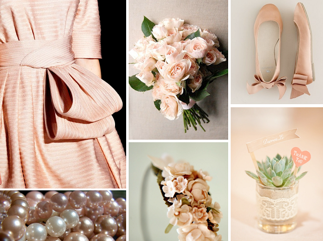 Blushing Bride: Wedding Inspiration