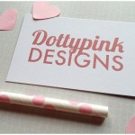 Dotty Pink Designs ~ Wedding Stationery