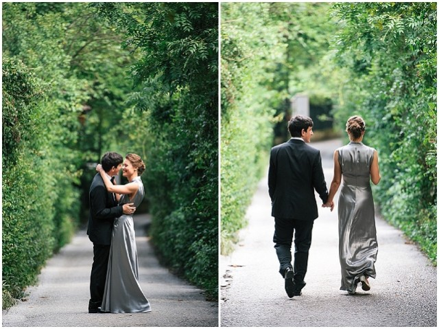 An effortless, urban chic wedding.