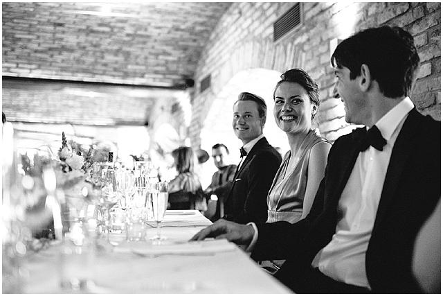An effortless, urban chic wedding.