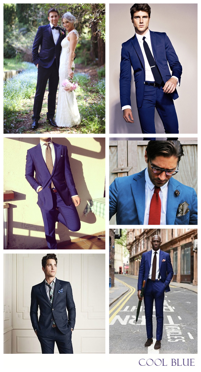 Want That Groom ~ Cool blue
