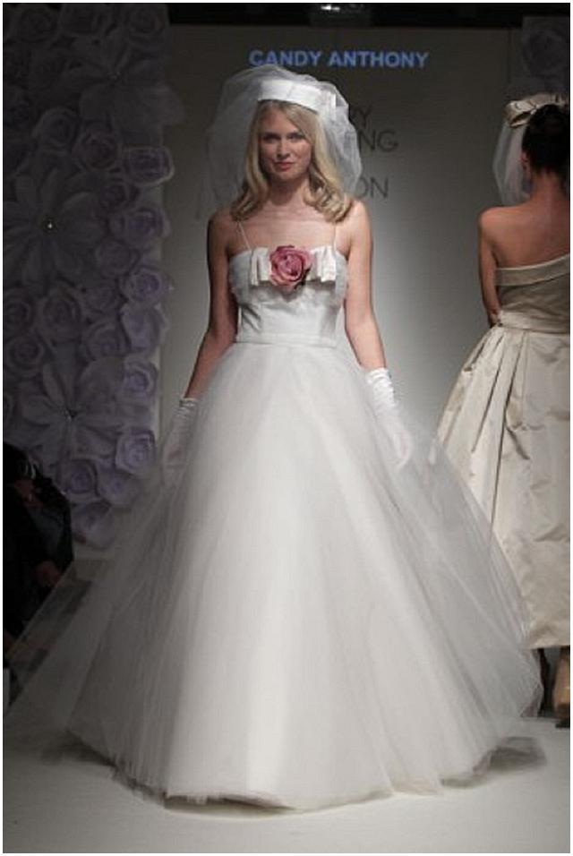 60s style: Candy Anthony | wedding dresses