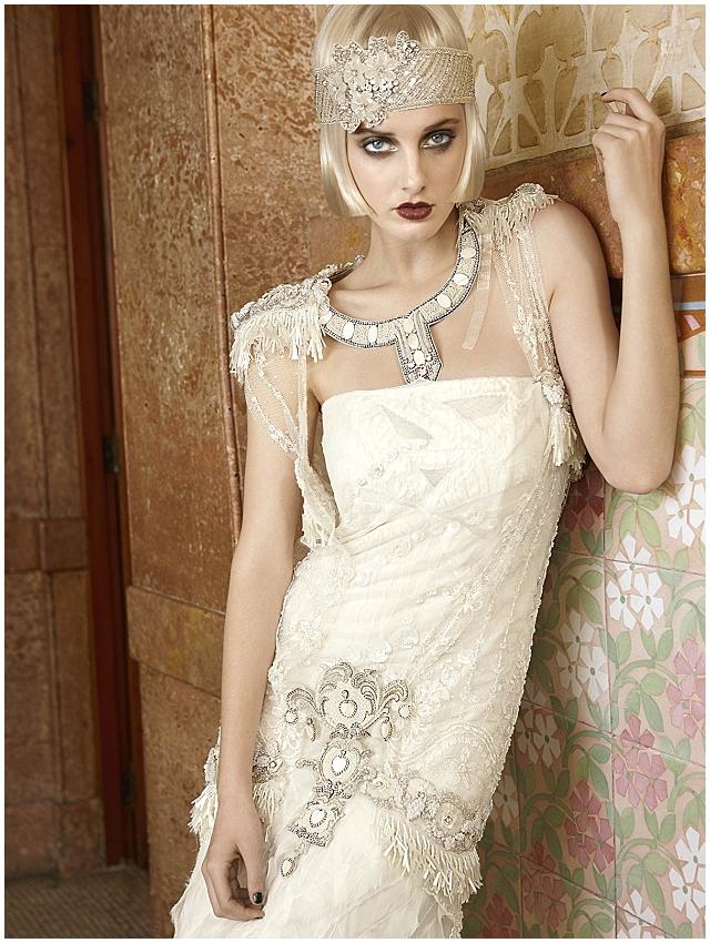 1920S WEDDING DRESSES: 16 PICKS FOR WANNABE FLAPPER GIRLS  |Spanish Style Wedding Dresses 1920
