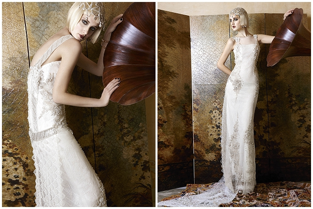 1920s wedding dress inspiration