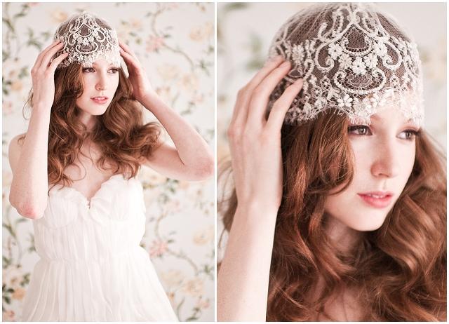 Marielle Cap by Enchanted Atelier for Sophie Hallette
