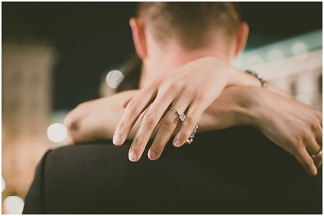 Surprise Engagement Session | Midnight