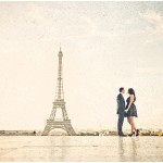Eiffel Tower / France Engagement Shoot