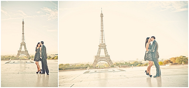 City Of Love | Engagement Shoot