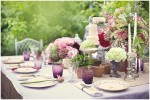 The Secret Garden: English Garden | Styled Wedding Inspiration