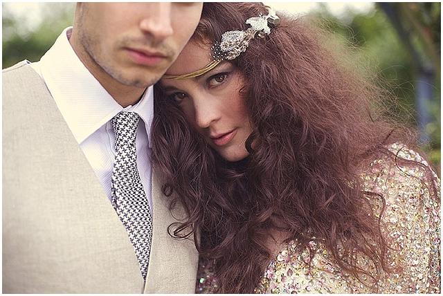 The Secret Garden ~ English Garden Styled Wedding Shoot