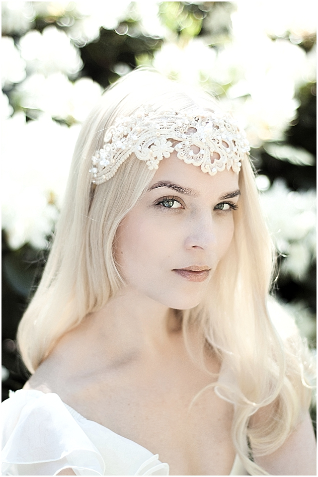 Want That Wedding Vendor: Parant Parant | Bespoke Bridal Headpieces
