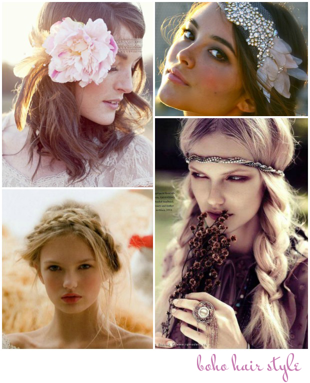 Create & Style A Bohemian Wedding: Wedding Advice