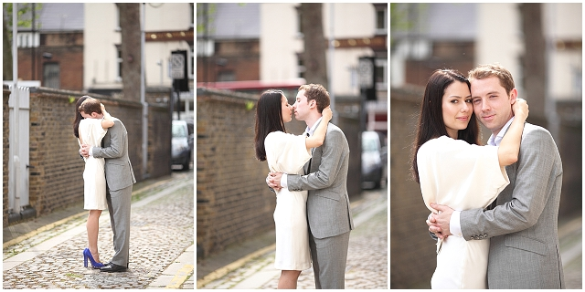 Chic & Simple | London Elopement