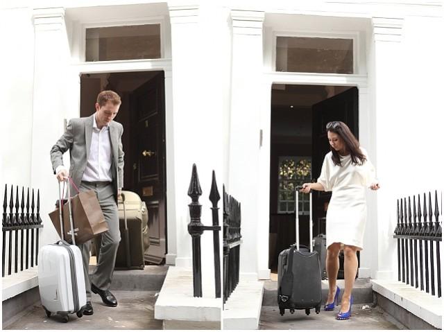 A Chic & Simple London Elopement