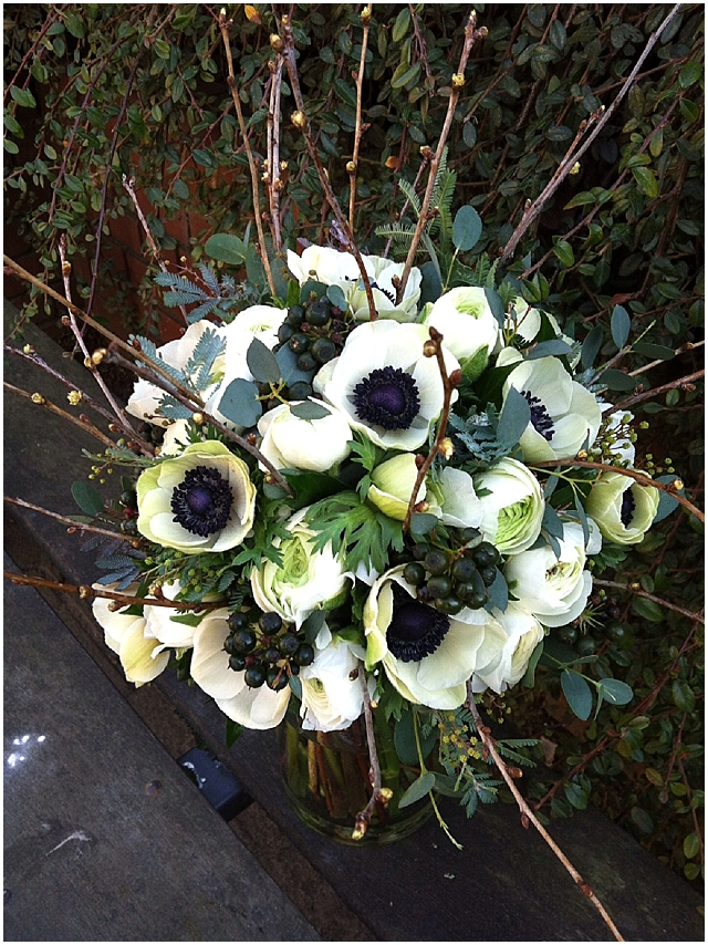 Anemones Wedding Flowers & Their Meanings