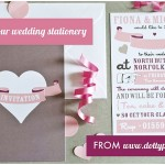 winyourweddingstationerydottypink