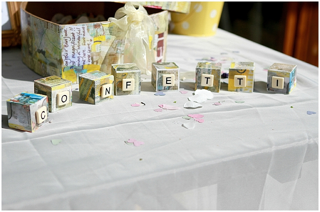 A handmade, rustic wedding in France!