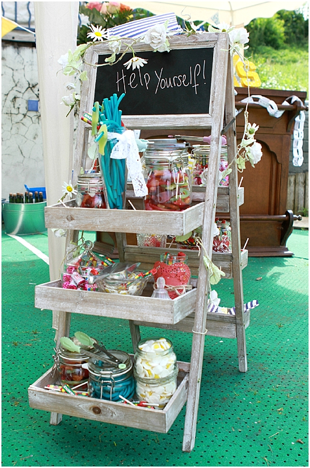 A homemade rustic wedding in france want that