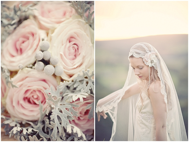 The Blush Collection: Vintage Inspired Bridal Headpieces