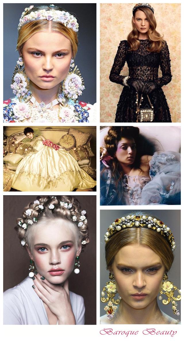 Baroque Beauty ~ Wedding Inspiration