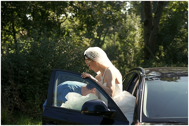 An enchanted summer wedding