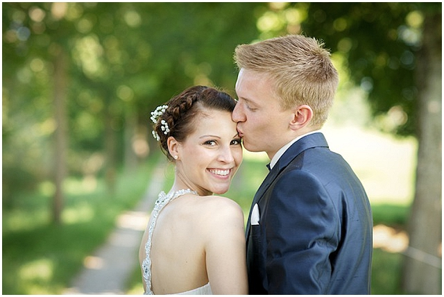 An enchanted summer wedding