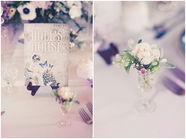 Enchanted Dolls House Wedding Inspiration