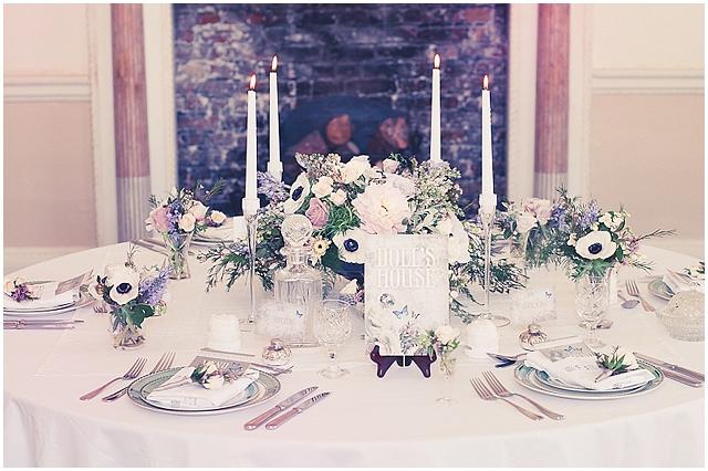 An Enchanted Victorian Dolls House ~ Wedding Inspiration Shoot