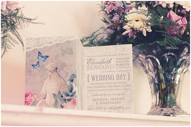 An Enchanted Victorian Dolls House ~ Wedding Inspiration Shoot