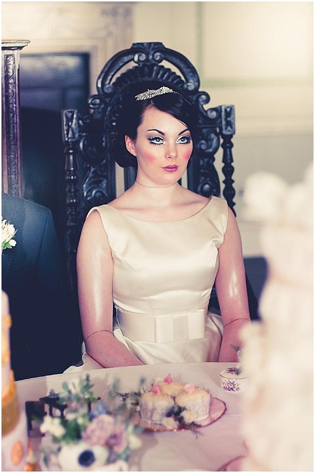 Victorian Dolls House Wedding Inspiration