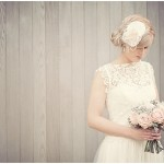 Introducing Blush: The Romantic Bridal Collection from Silver Sixpence in her Shoe