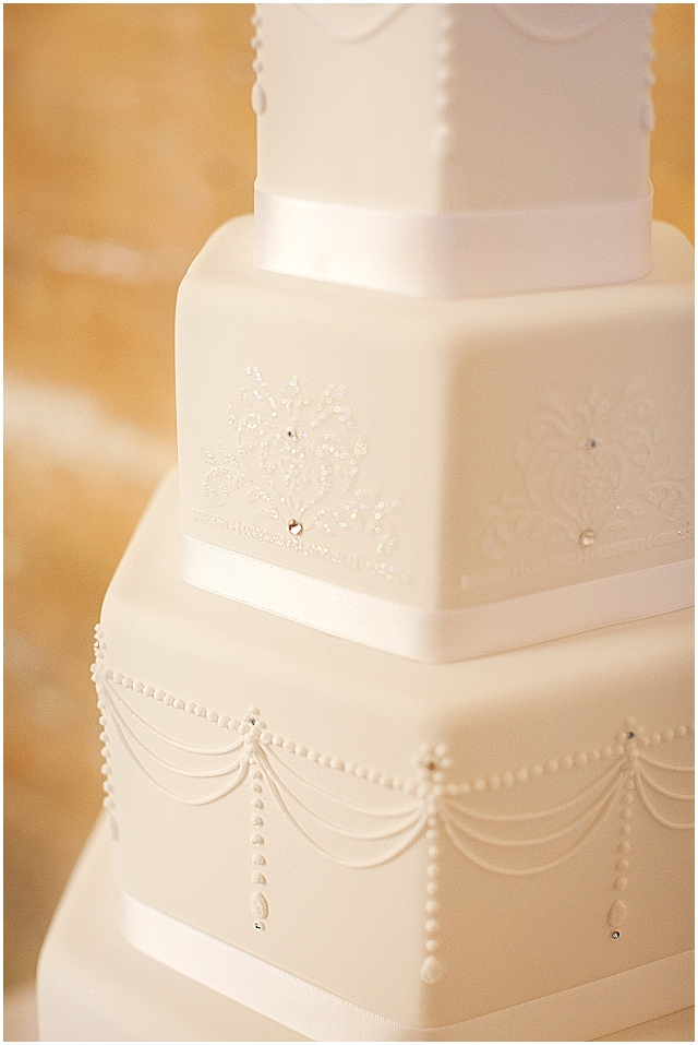 GC Couture, Luxury Wedding Cake Collection 2013 - Ursula